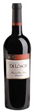 Deloach Merlot Russian River Valley